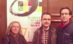 Pegada carteles FESCORA 2012