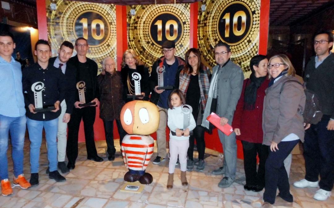 Cortometrajes ganadores FESCORA 2015