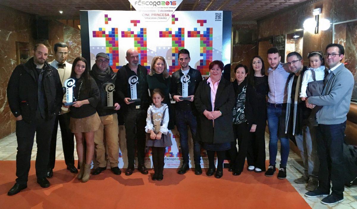 Cortometrajes ganadores FESCORA 2016