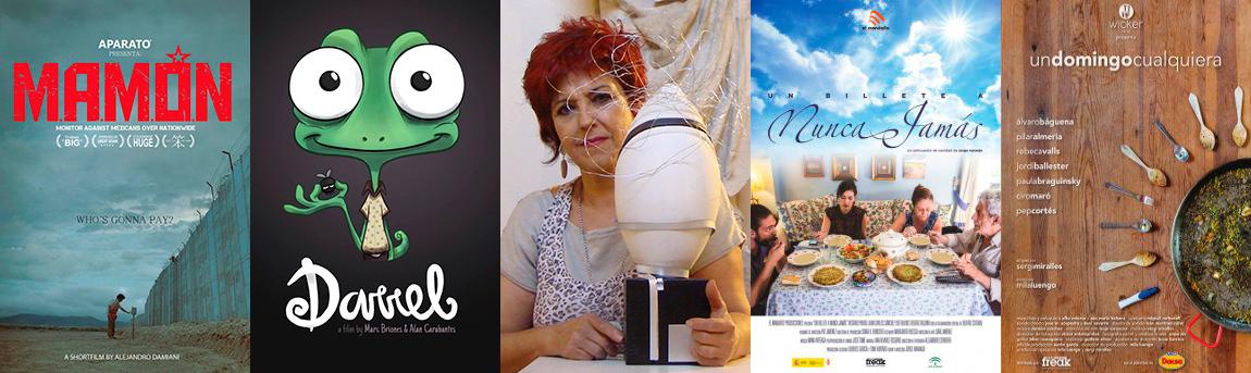 Cortometrajes ganadores FESCORA 2017
