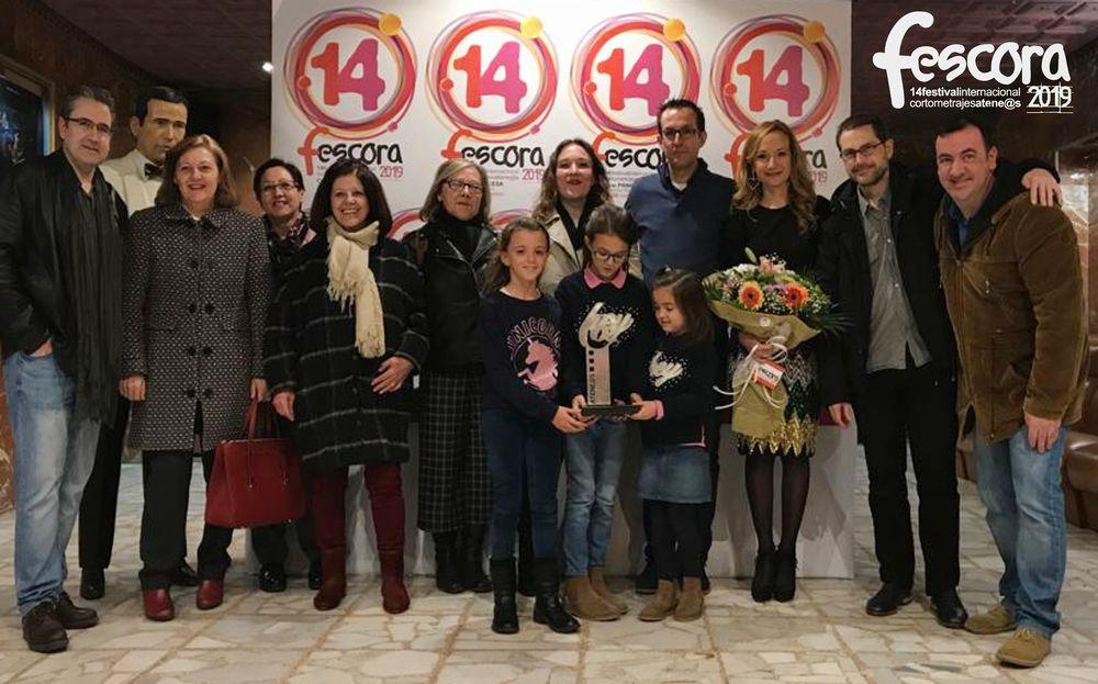 """""""UNO"""" de Javier Marco gana el Premio General de FESCORA 2019"""
